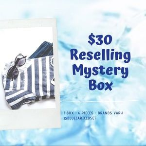 $30 RESELLING MYSTERY BOX
